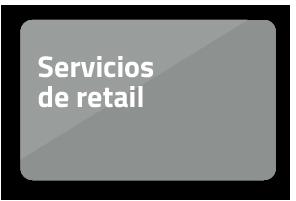 Servicios de retail