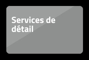 Services de détail