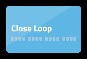 Close loop