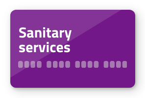 Sanitary services